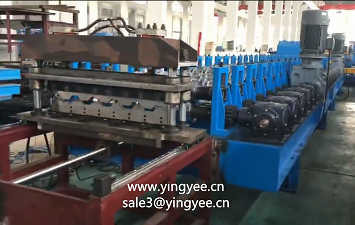 floor deck forming machine,gear box
