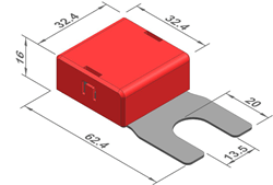 busbar temperature monitor receiver