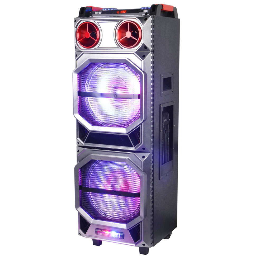 Multimedia trolley speaker