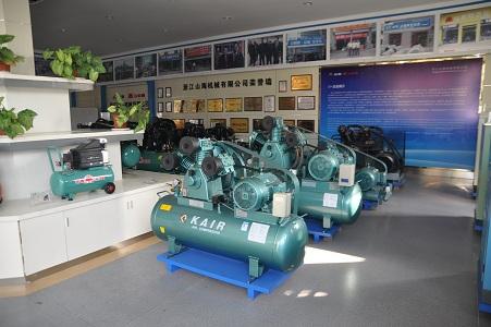 ZHEJIANG SHANHAI MACHINERY CO., LTD.