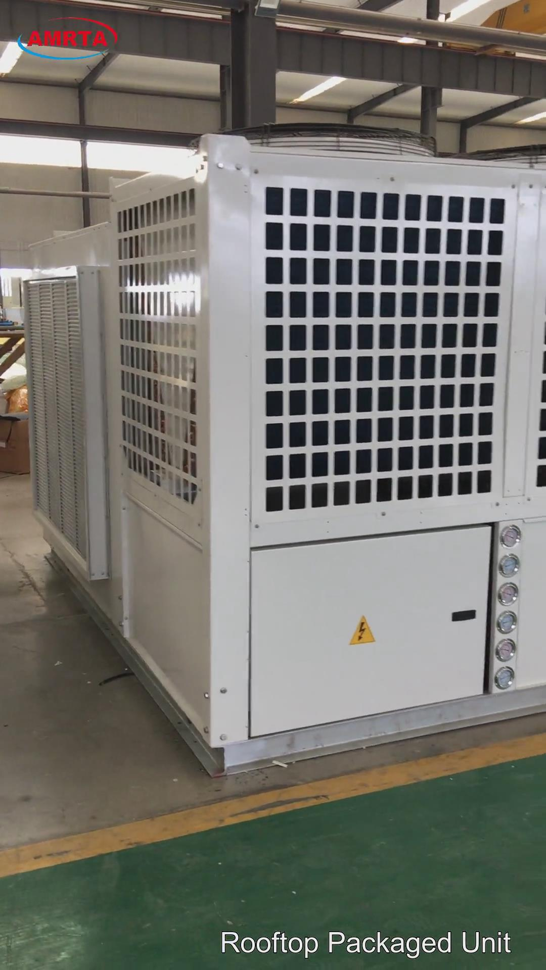 105kW Rooftop Packaged Unit