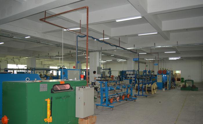 Foiling Production Line