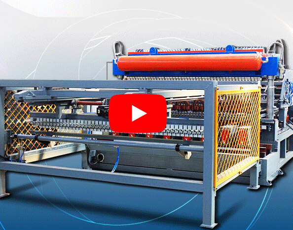 2018 Hot sale Wire Mesh Welding Machine