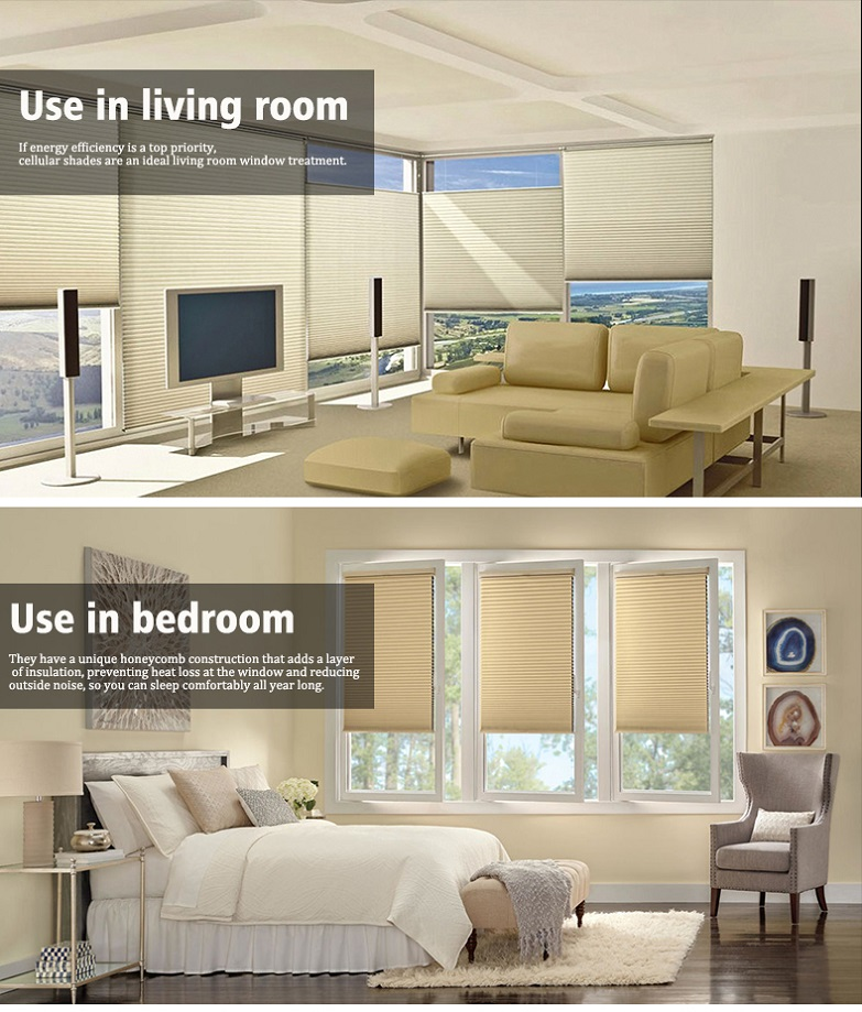 Smart Cellular Blinds