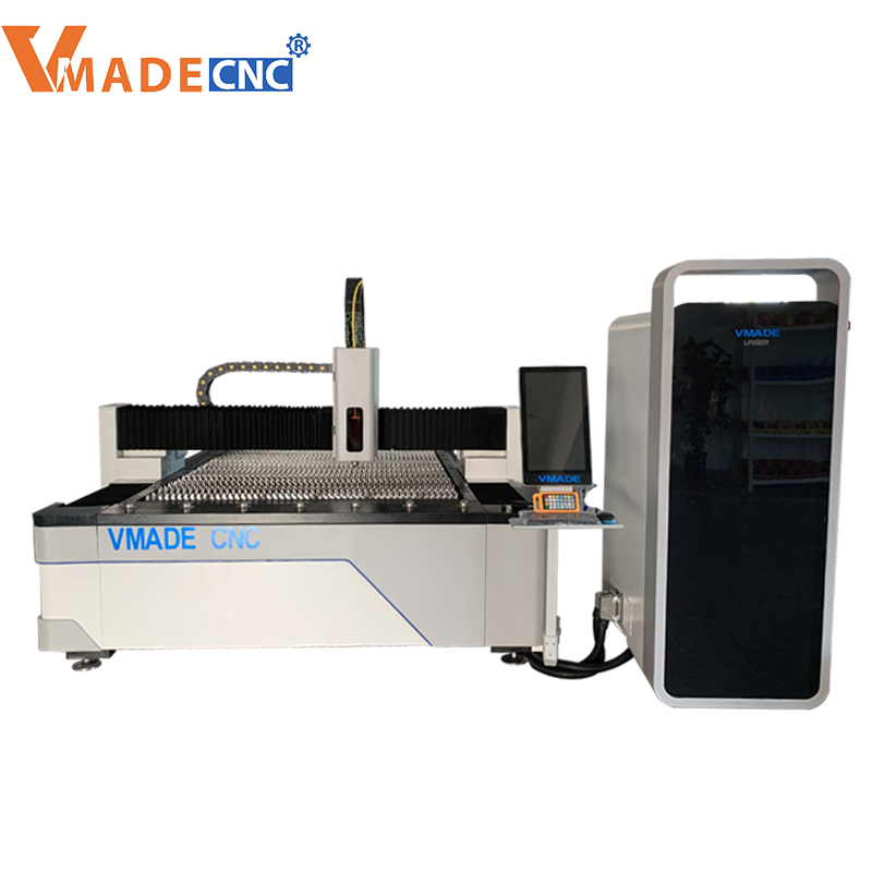 2019 NEW Fiber Laser Cutting Machine For MS