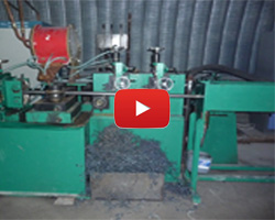 Metal oval pipe bending machine/round pipe bending machine
