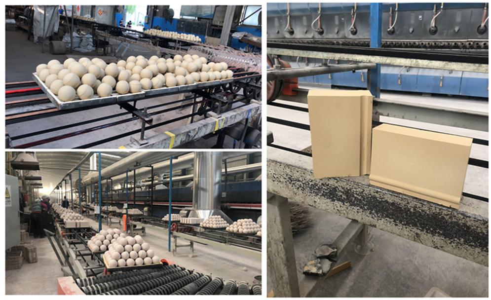 Abrasive alumina ceramics grinding ball 60mm