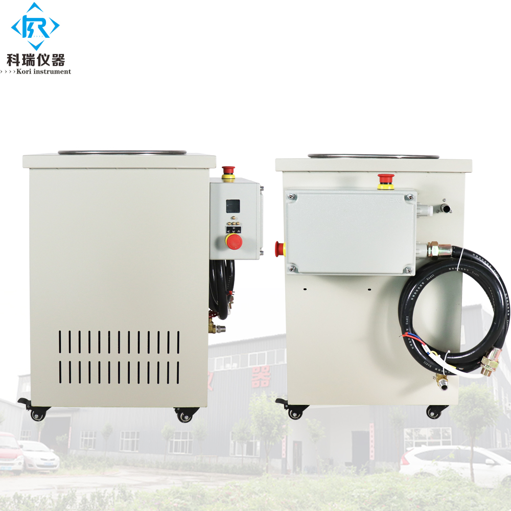 CE Certificated recirculating heater laboratory equipment use ( Ex-proof circulation water oil bath optional)