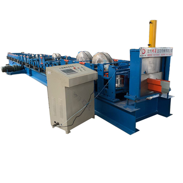 Roll Forming Machine for Water Gutter
