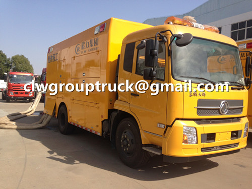 CLW GROUP TRUCK Wrecking Truck
