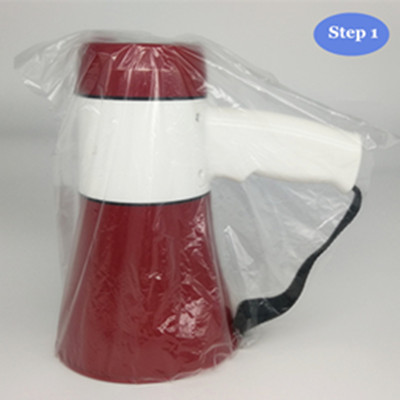 megaphone with ABS material