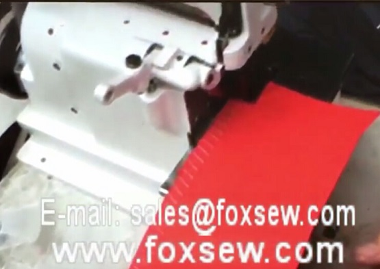 FOXSEW One Needle One Thread Seaming Machine