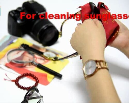 sunglasses cleaning cloth best selling