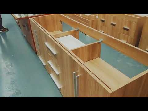 XINFUSHI Furniture Modern approved Modern hot sale High quality melamine mdf bookcase for sale2