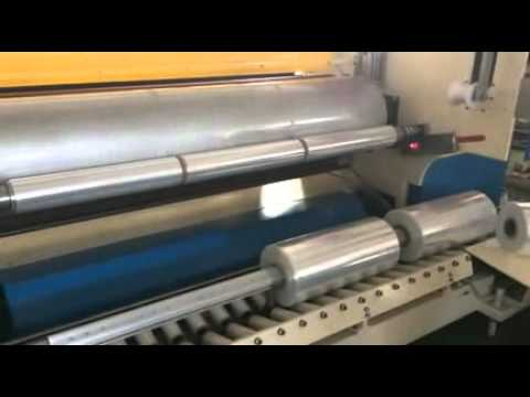 High Quality Fully Automatic Stretch Film Machine