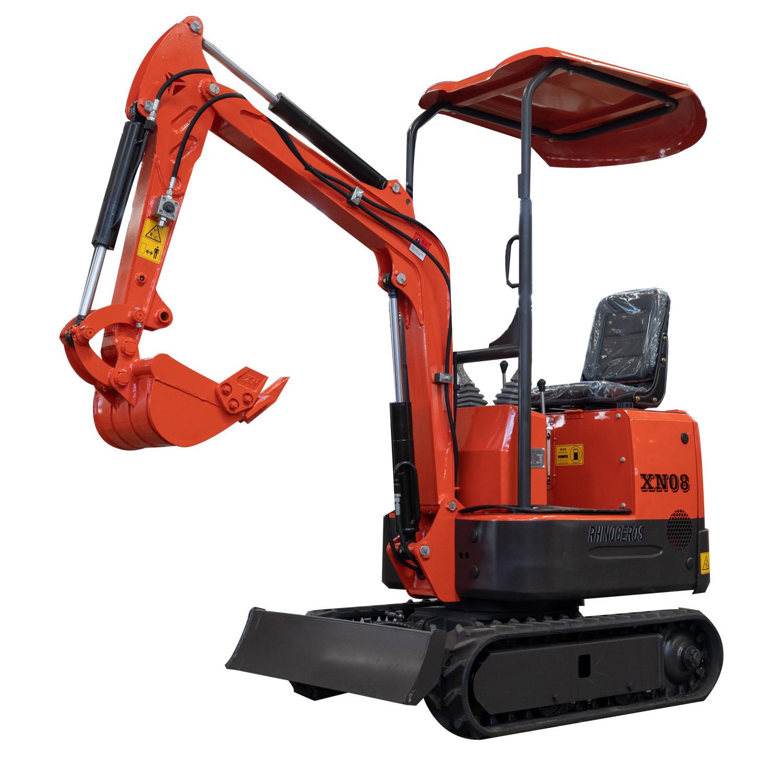 mini excavator XN08