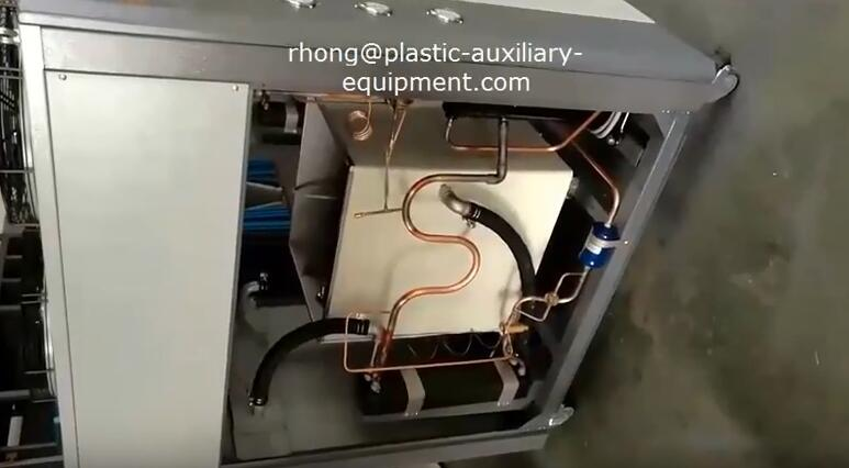 air chiller with new design control box