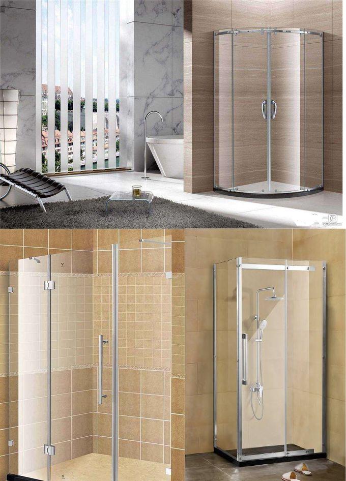6063 Customize High Brightness Polished Mirror Fabricated Aluminum Profiles 0