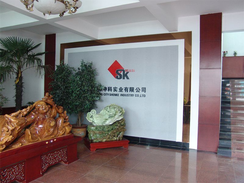 FENGCHENG SHENKE INDUSTRIES CO.,LTD.LIAONING CHINA