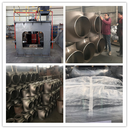 pipe fitting factory