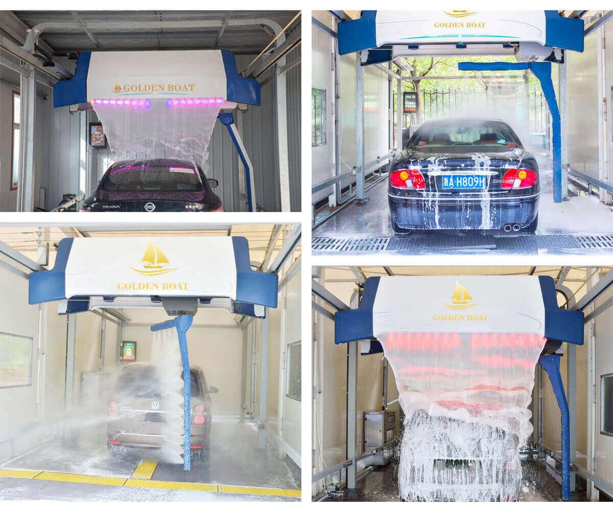 24.5kw Car Wash machine