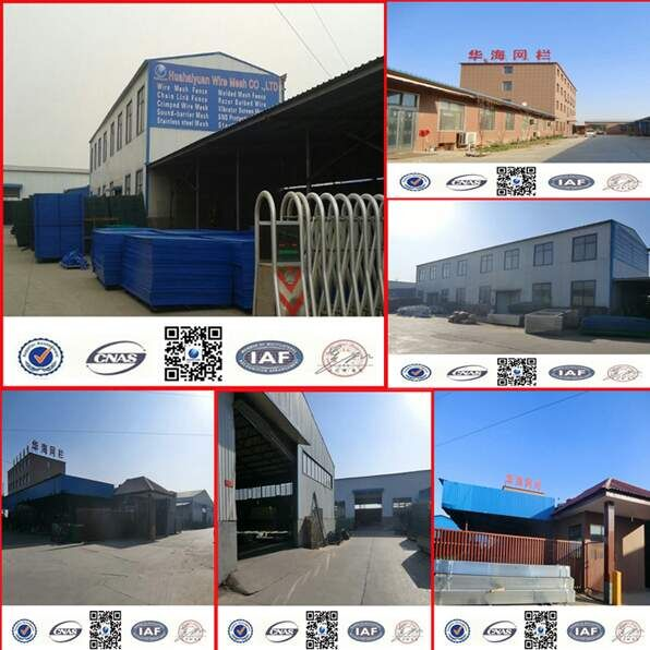 anping huahaiyuan wire mesh co.,ltd