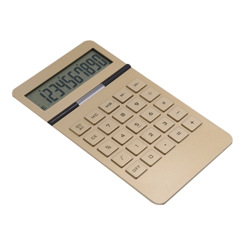 Will you choose aluminum surface desktop calculator HY 2060