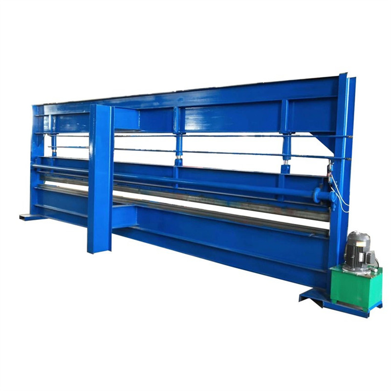 4~6mSheet Bending Machine Roll Forming Machine