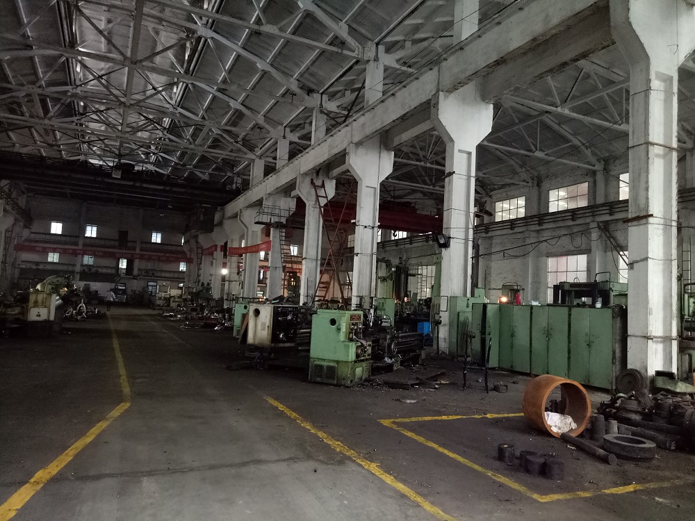 hydraulic_press_factory_machine