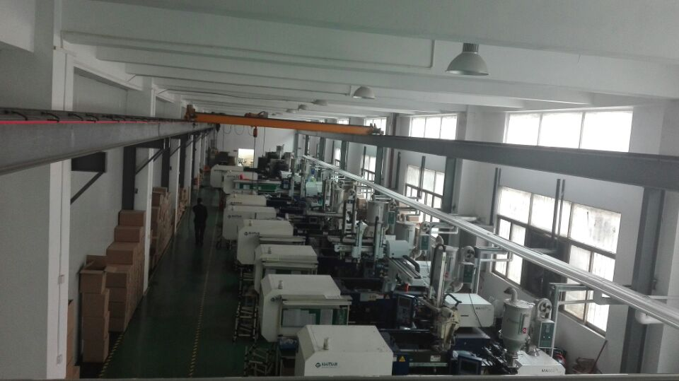 molding department