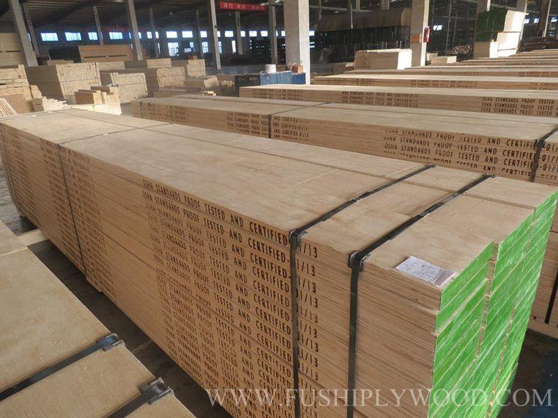 OSHA LVL Scaffold scaffolding formwork board Plank
