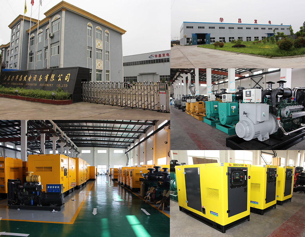 Jiangsu Xinghuachang Generator Equipment Co., Ltd.
