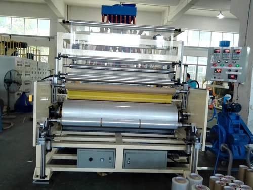 3/5 Layers Casting Cling Film Extruder Machine
