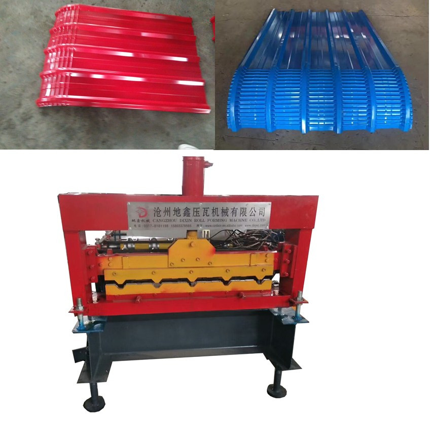 automatic curving roof sheet forming machine,hydraulic roof panel curving machine