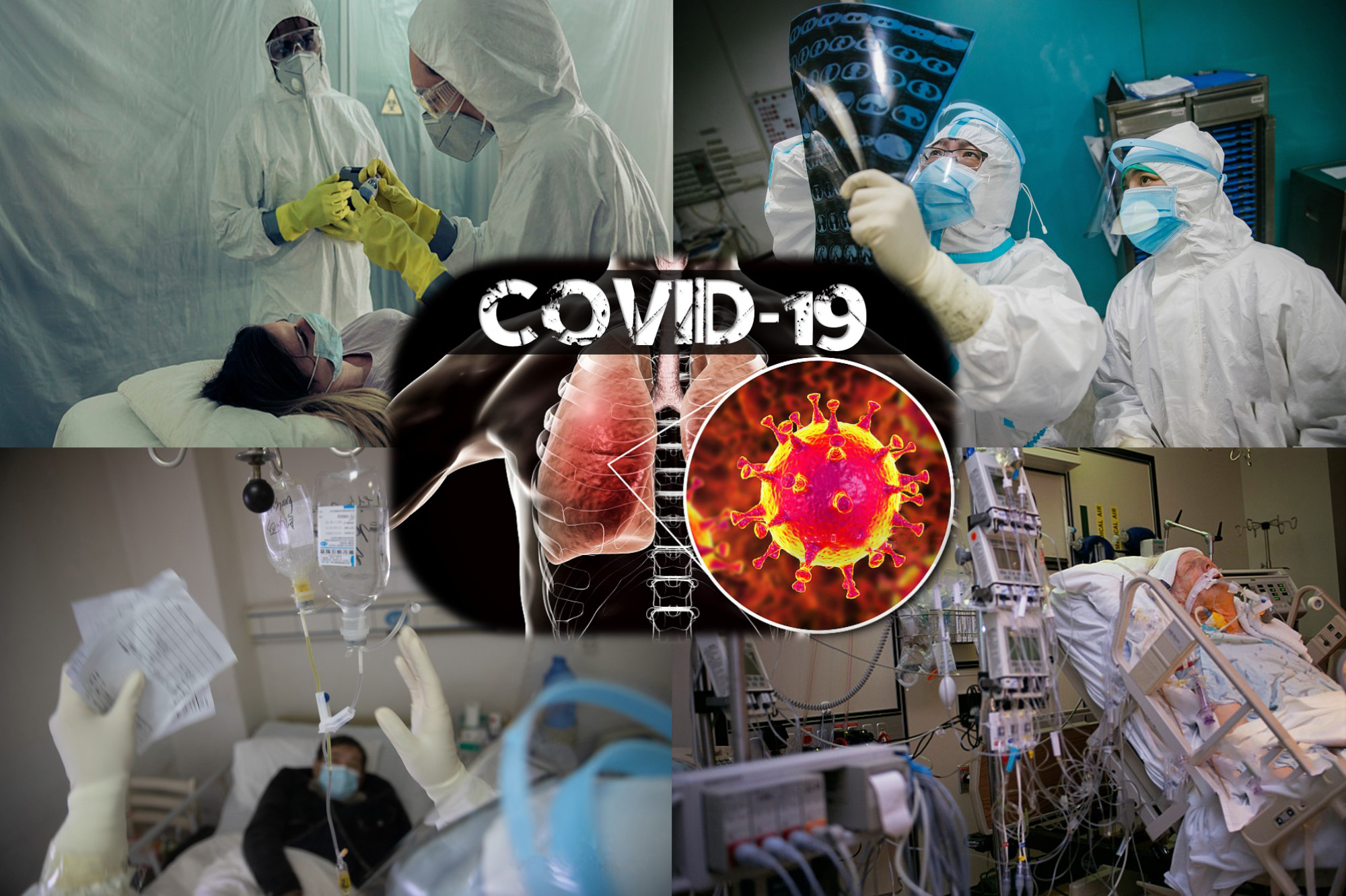 Medical waste containing new coronavirus will have a serious impact