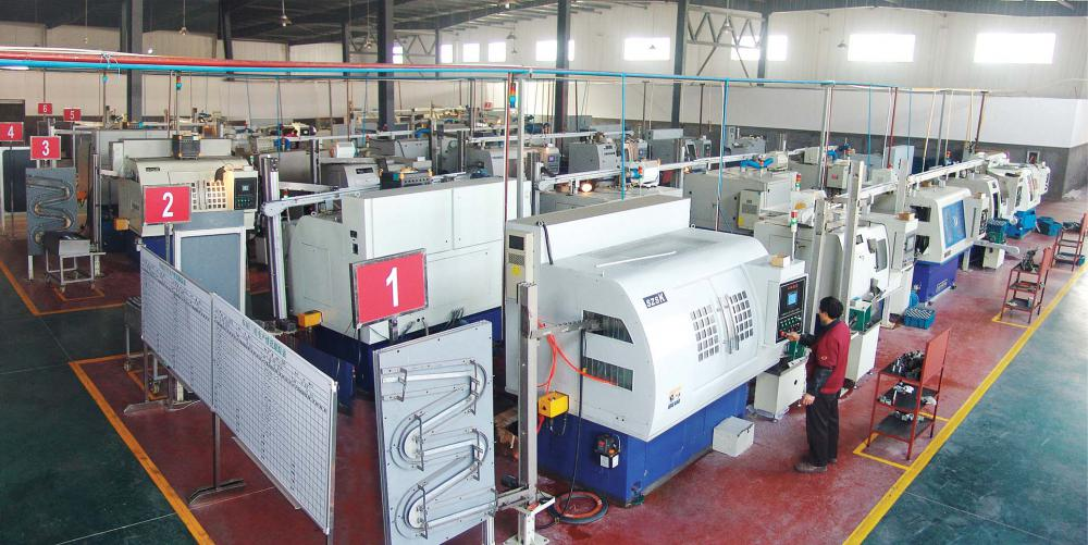 Auto grinding line for ball bearings