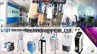 Cheap Laser Tattoo Removal Equipment with Ce TUV Approval Sold in China.