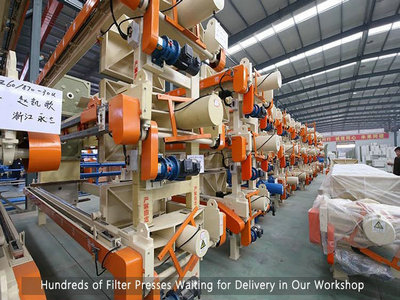 Hebei TianGuan Filter Press Co., Ltd.