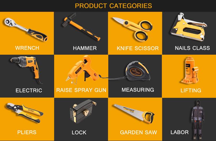 DINGQI Display Rack Solution outils d'étagère en métal show room