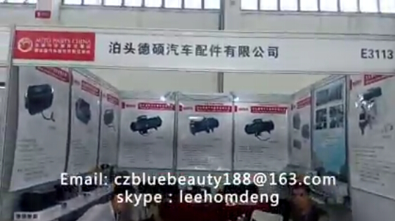 Congratulate Diesel auto heater exhibition complete success