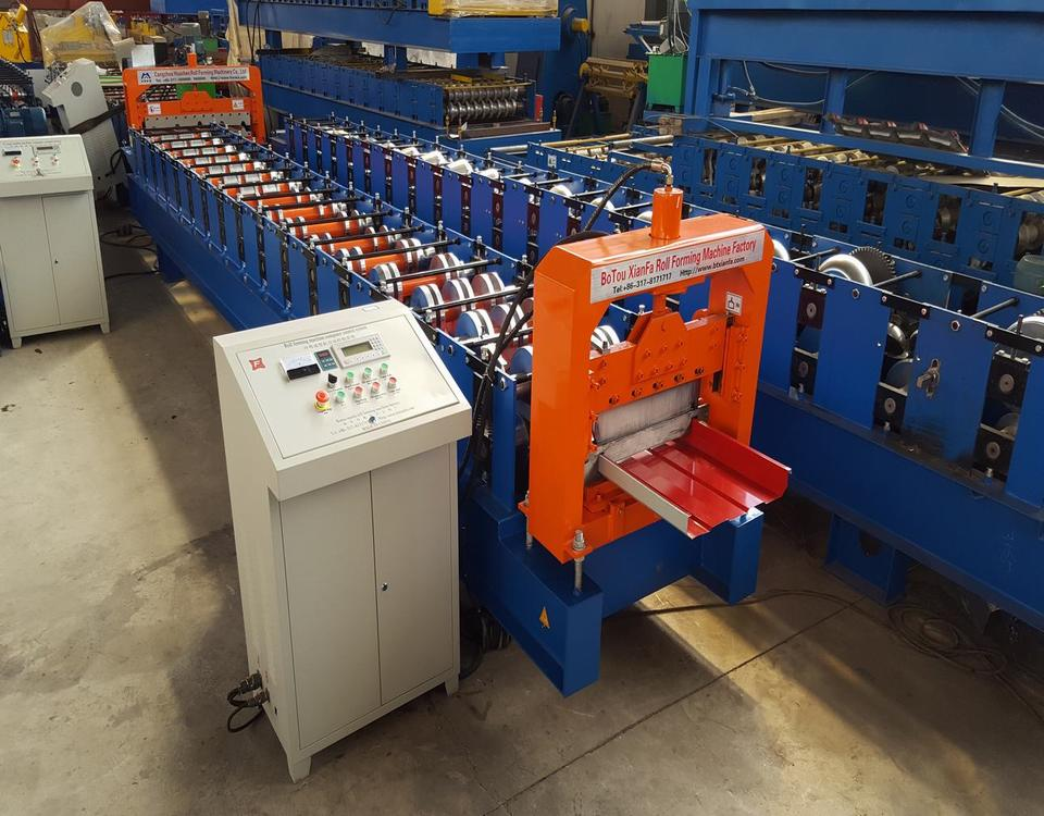 Argetina Roll Forming Machine