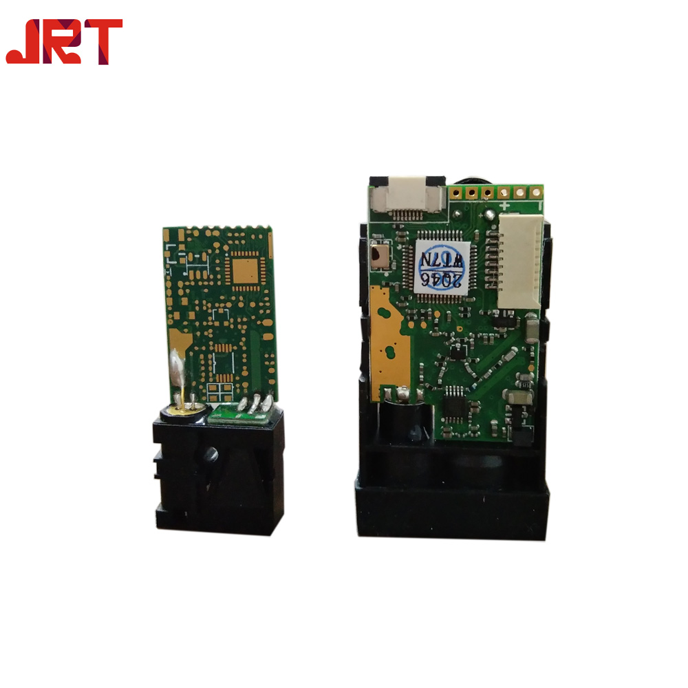 How to test JRT Laser distance module laser distance sensor