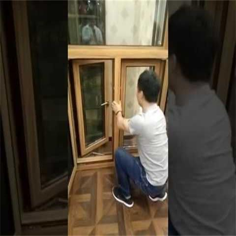 Security Screen Integrated Window from Sunsia Windows and Doors Co.,Ltd.