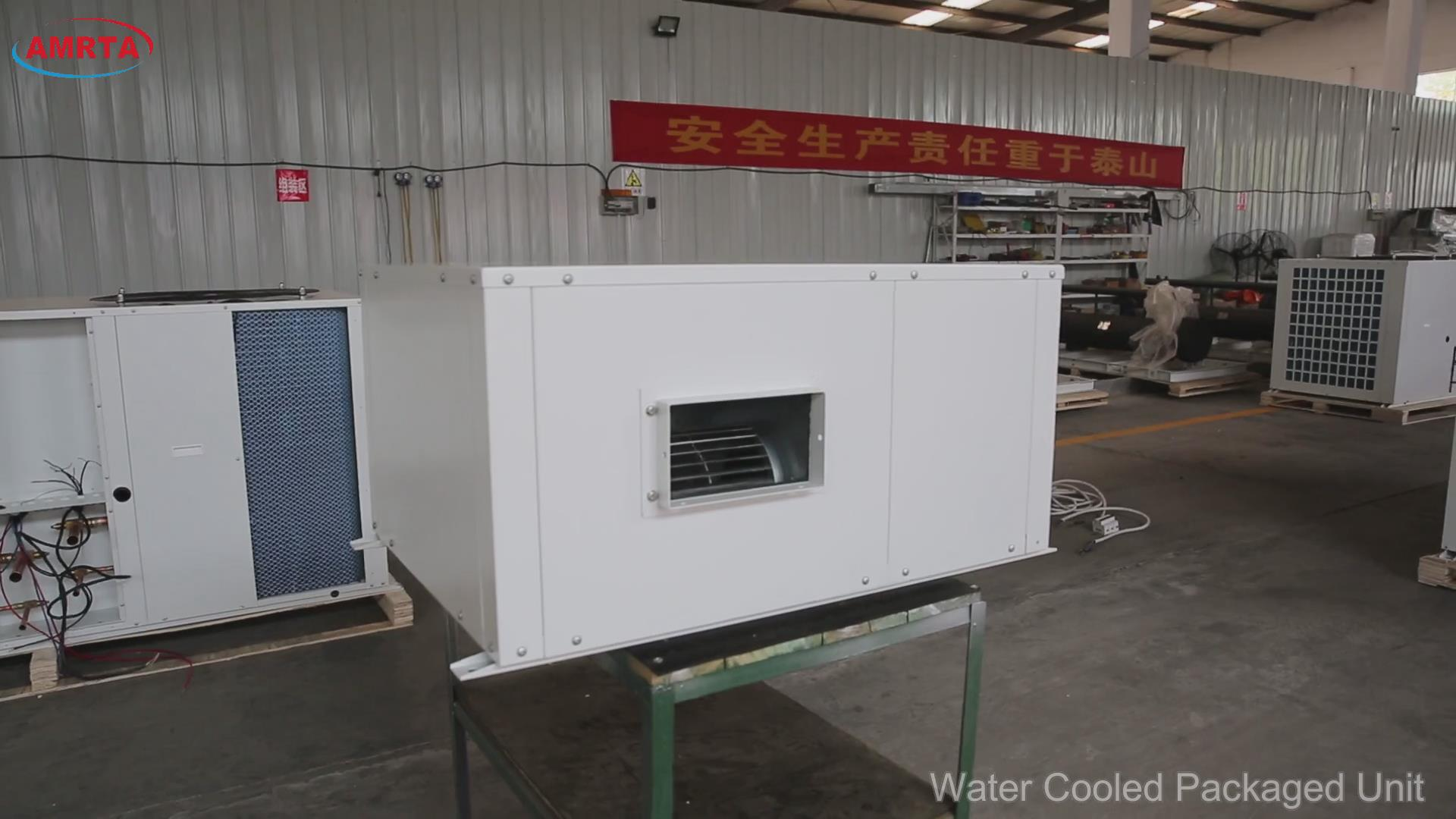 Amrta Water Cooled Packaged Unit