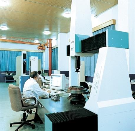 Precision Testing Center-B