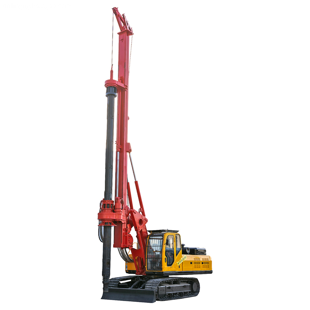 Foundation Pile Drilling Rig