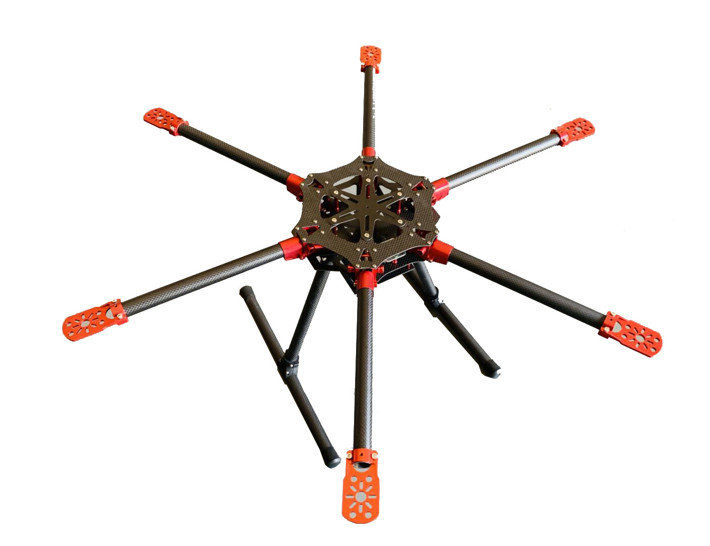 JMRRC HF-700A drone frame assembly guide