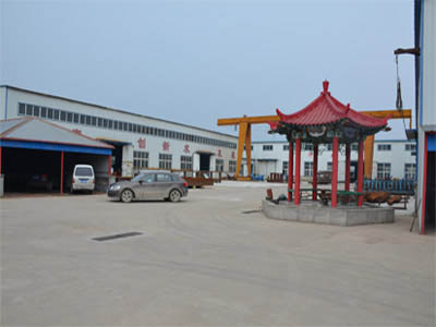 Cangzhou Zhiye Cold Forming Machinery Co., Ltd.