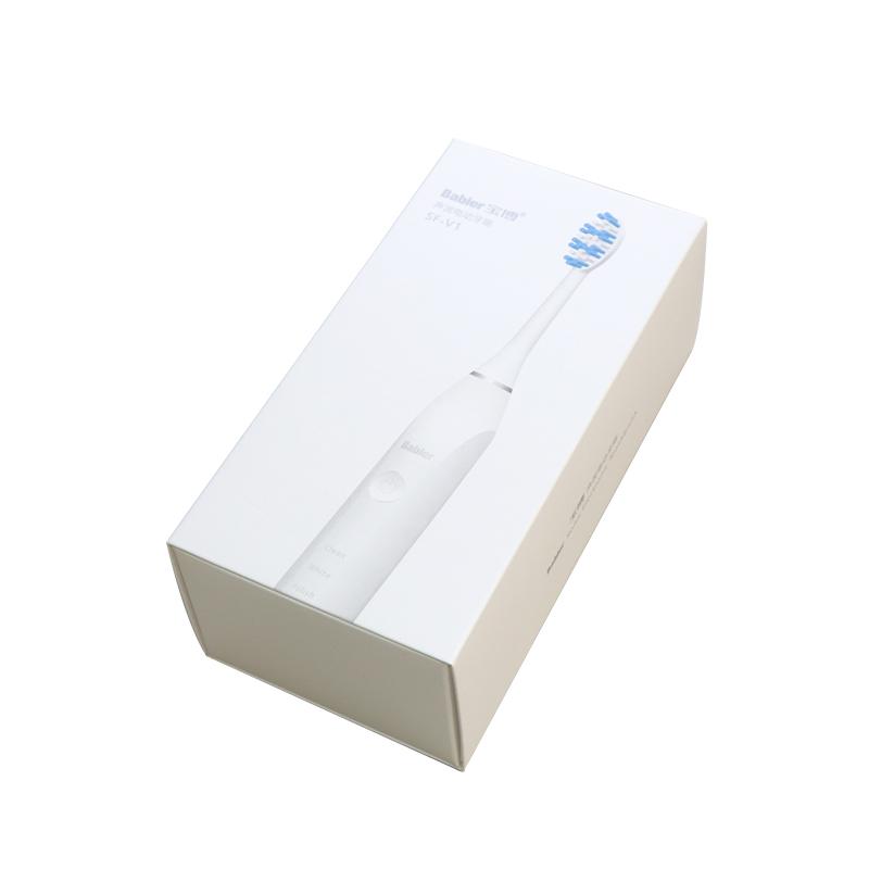 Отбеливание зубов на заводе Специальная конструкция Электрическая отбеливающая зубная щетка Портативная электрическая зубная щетка