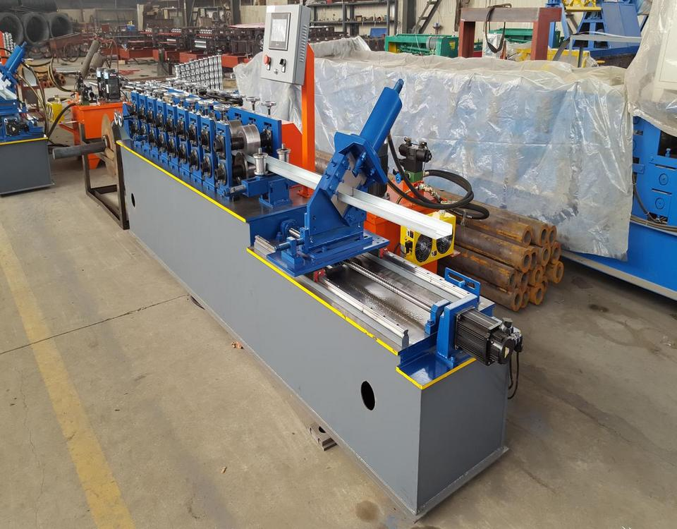 Fast Speed Keel Roll Forming Machine For Argentina